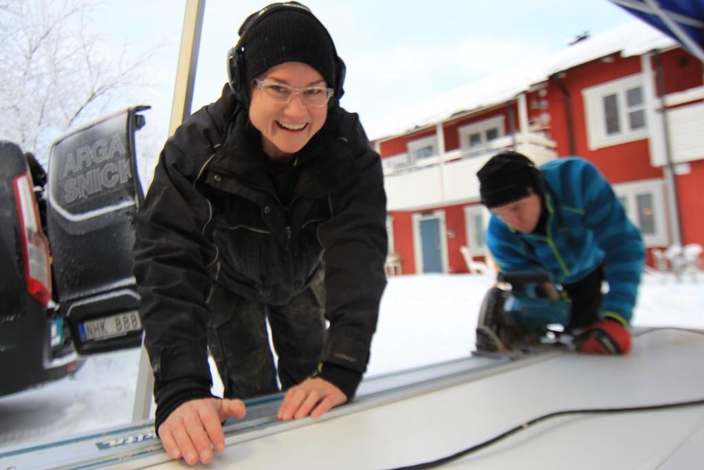 Heidi & bjornSnickrar 6
